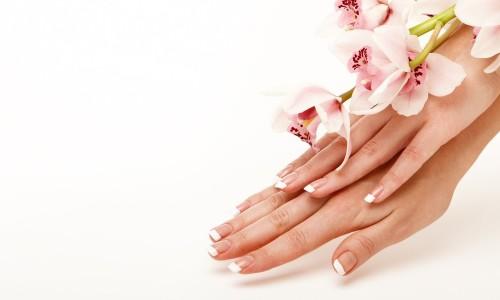 Красивые нарощенный ногти