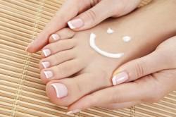 Крем для размягчения кожи ног