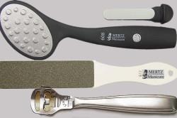 Инструменты для европейского педикюра