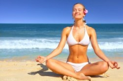 Прием солнечных ванн для усвоения витамина D