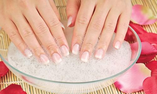 Восстановление ногтей после пройцедуры наращивания