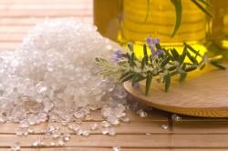 Польза морской соли для ногтей