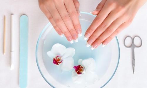 Процедуры для укрепления ногтей