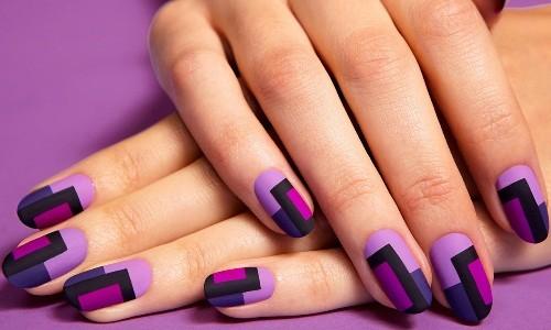 Идеальный маникюр на ногтях