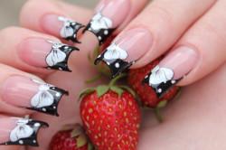 Красивые нарощенные ногти