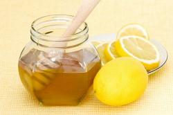 Польза меда с лимоном для ногтей