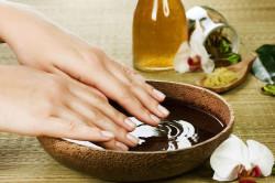 Польза ванночек для ногтей