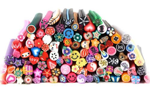 Фимо палочки для дизайна ногтей