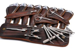 Инструменты для классического педикюра