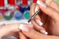 Подготовка ногтей к акриловому наращиванию