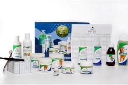 Серия косметических препаратов из натуральных компонентов