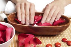 Лечебная ванночка для ногтей