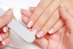 Самостоятельная шлифовка ногтей