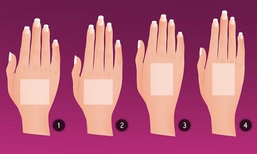 Фото 1. Разные формы рук