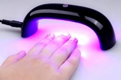 LED лампа для маникюра