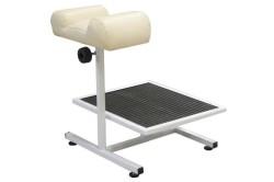 Удобная передвижная подставка для педикюра