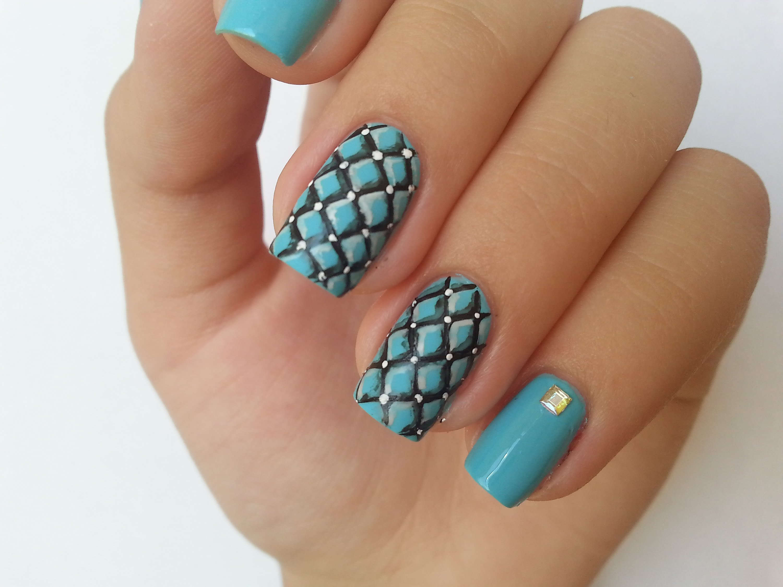 Как сделать объемные ногти фото 528