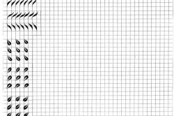 тренировочная карта для росписи ногтей скачать бесплатно