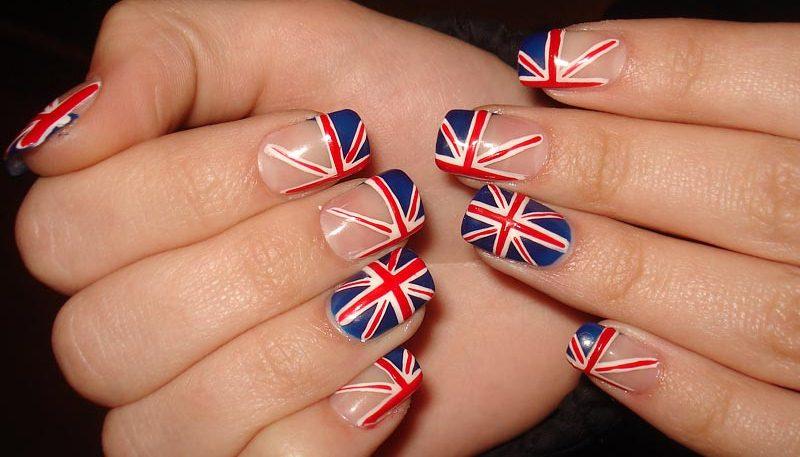 нашем ногтях нарисован лондон фото единственный раз